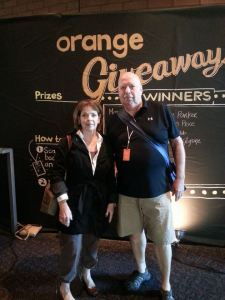 phyllis and ron orange conference