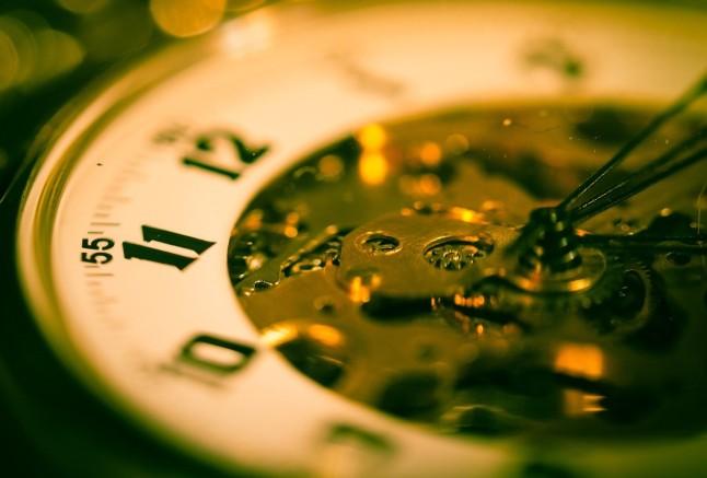 clock word
