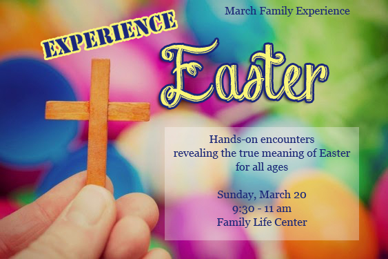 2016 experience easter